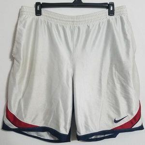 2/$40 Vtg Nike Men's L Basketball Athletic Shorts